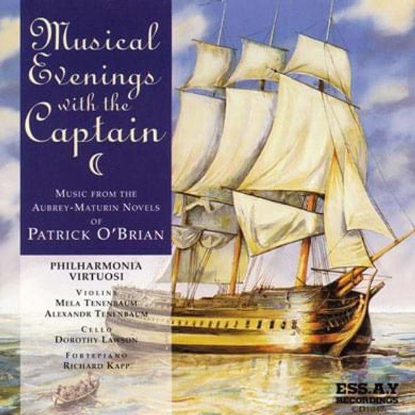USNI Music CD - Musical Evenings Captain Vol. 1