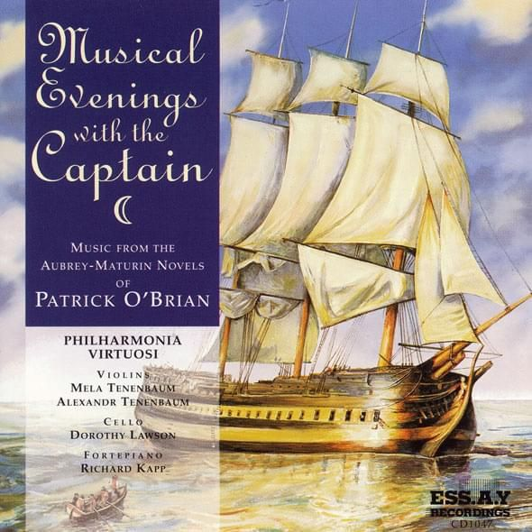 USNI Music CD - Musical Evenings Captain Vol. 1 - Image 2