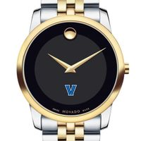 Villanova University Men's Movado Two-Tone Museum Classic Bracelet