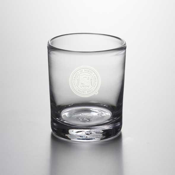 UNC Double Old Fashioned Glass by Simon Pearce - Image 2