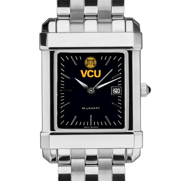 VCU Men's Black Quad with Bracelet