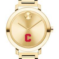 Cornell University Women's Movado Gold Bold 34