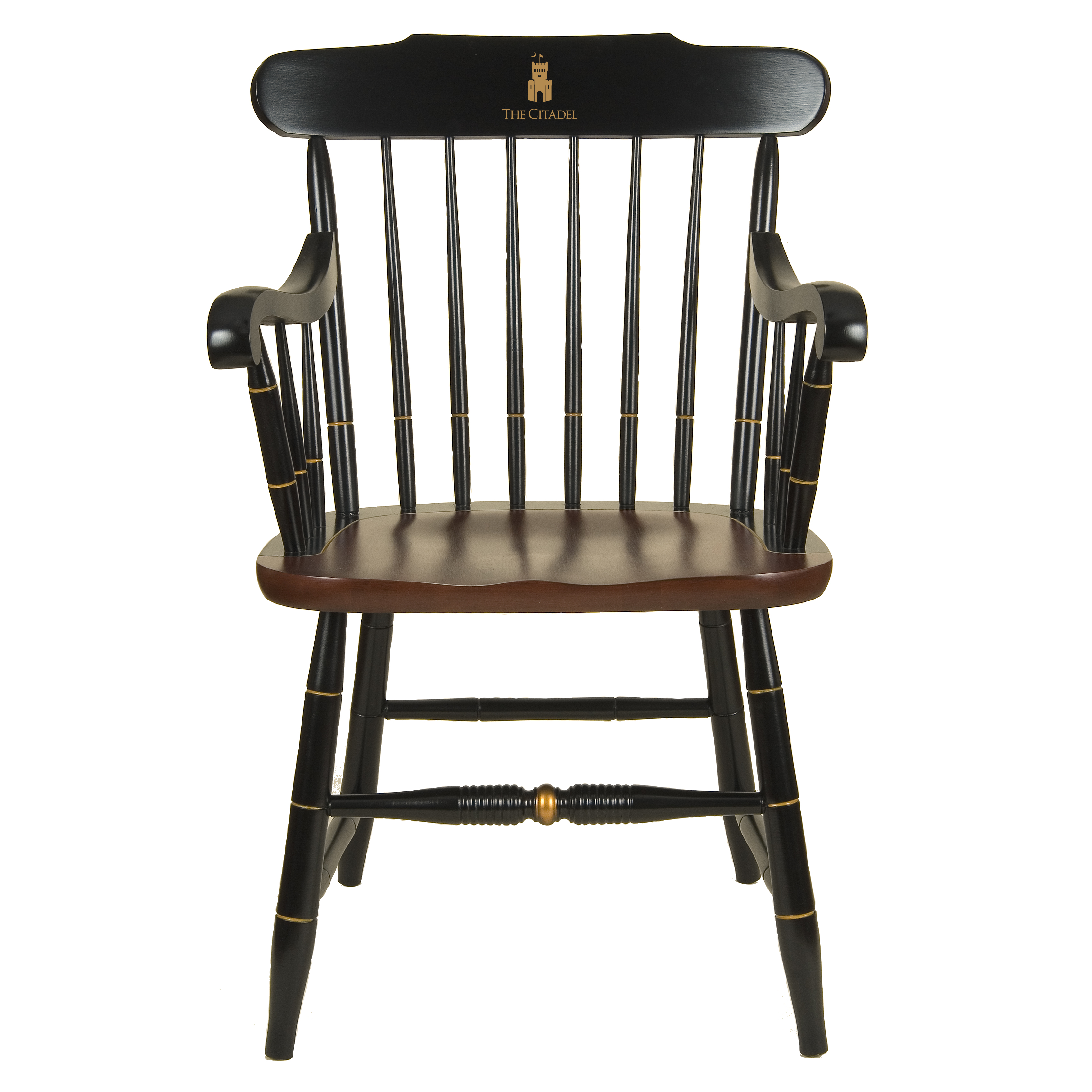 Citadel Captain's Chair by Hitchcock