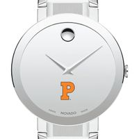 Princeton University Men's Movado Sapphire Museum with Bracelet