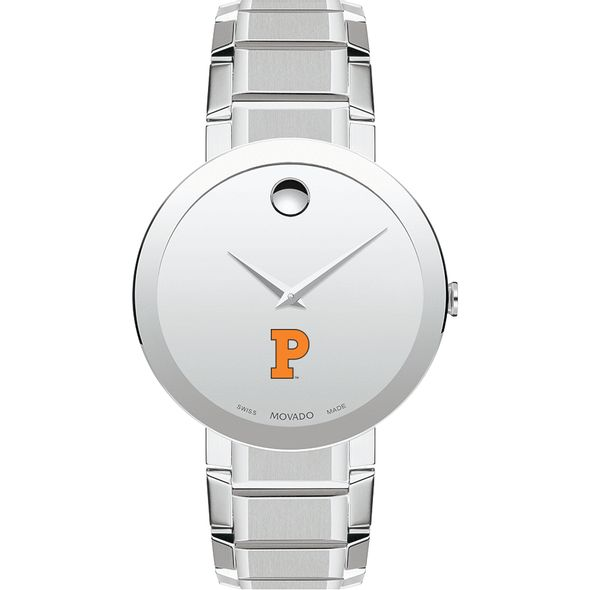 Princeton University Men's Movado Sapphire Museum with Bracelet - Image 2