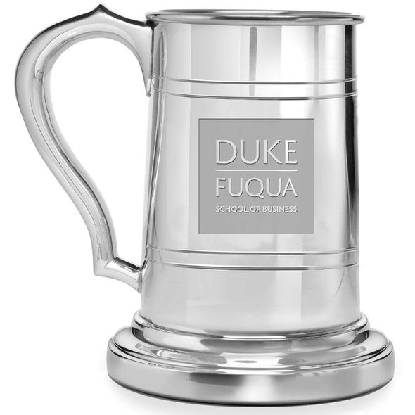 Duke Fuqua Pewter Stein