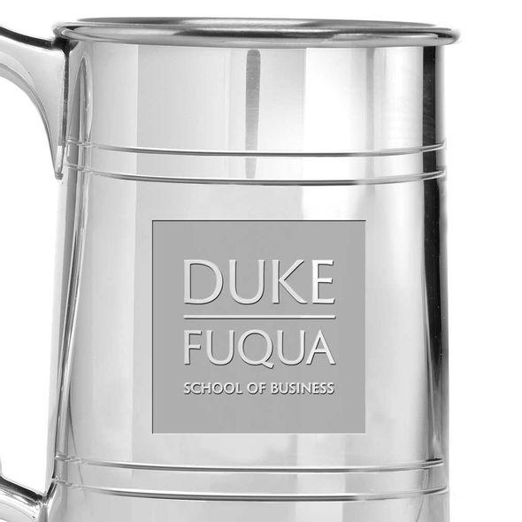 Duke Fuqua Pewter Stein - Image 2