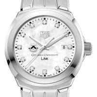 Columbia University TAG Heuer Diamond Dial LINK for Women