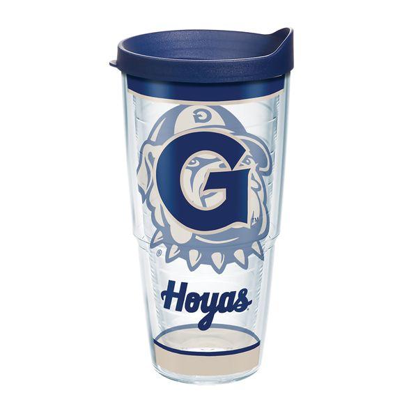 Georgetown 24 oz. Tervis Tumblers - Set of 2