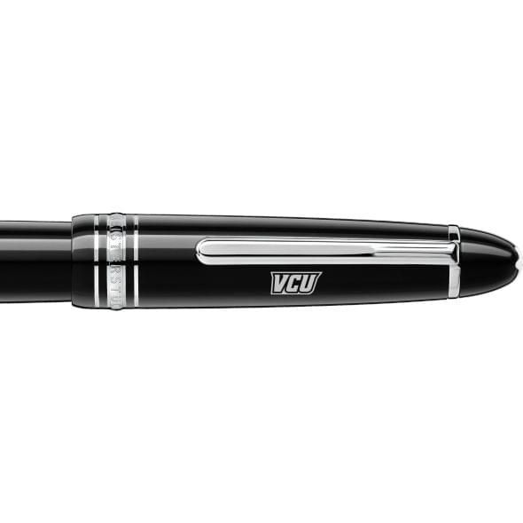 VCU Montblanc Meisterstück LeGrand Fountain Pen in Platinum - Image 2