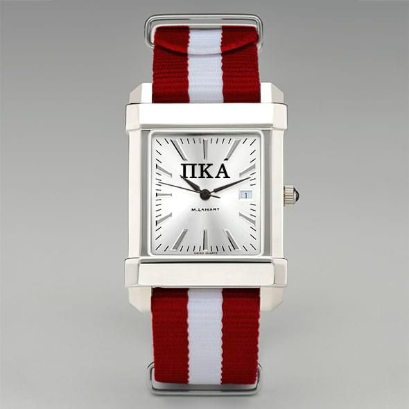 Pi Kappa Alpha Men's Collegiate Watch w/ NATO Strap - Image 2
