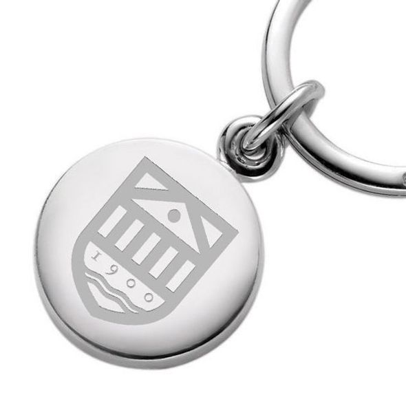 Tuck Sterling Silver Insignia Key Ring - Image 2
