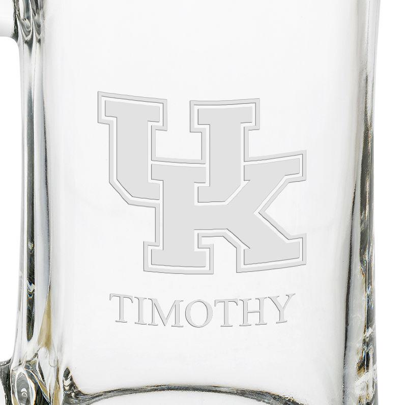 Kentucky 25 oz Beer Mug - Image 3