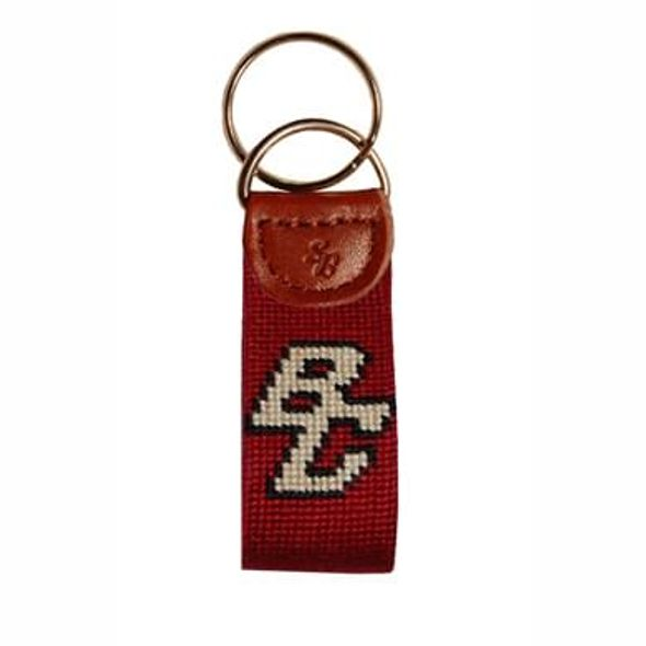 Boston Cotton Key Fob