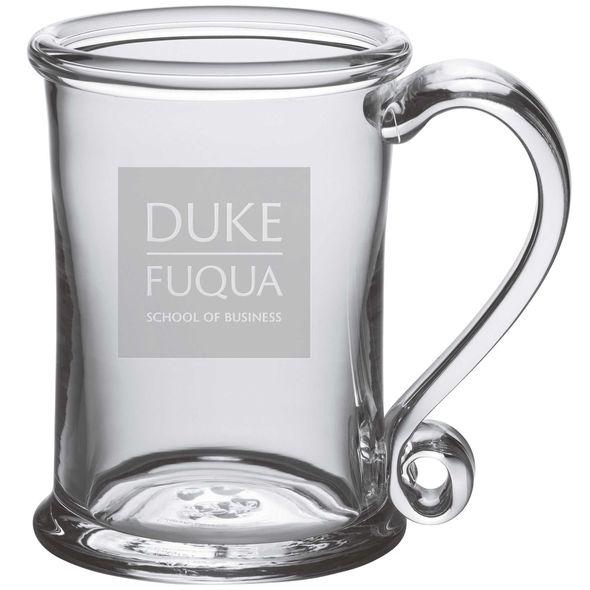 Duke Fuqua Glass Tankard by Simon Pearce