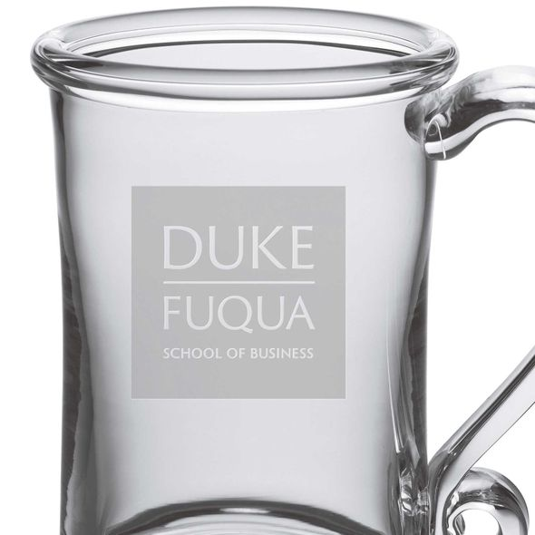 Duke Fuqua Glass Tankard by Simon Pearce - Image 2