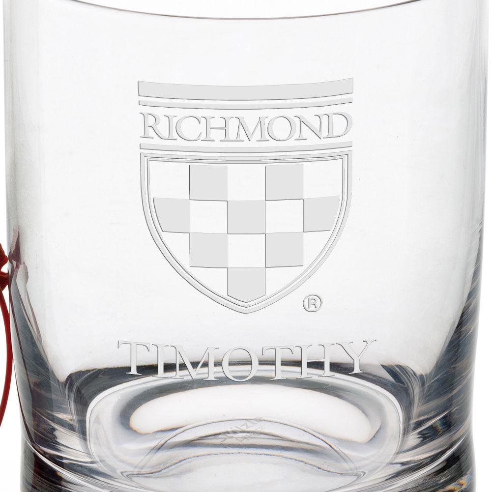 University of Richmond Tumbler Glasses - Set of 2 - Image 3
