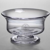 Davidson College Simon Pearce Glass Revere Bowl Med