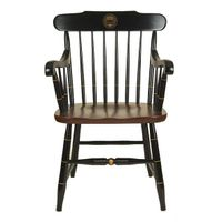 Boston College Captain's Chair by Hitchcock