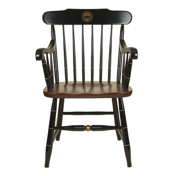 Boston College Captain's Chair by Hitchcock - Image 1