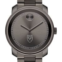 Emory University Men's Movado BOLD Gunmetal Grey