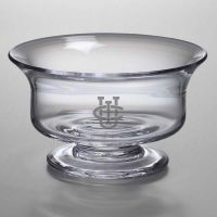UC Irvine Simon Pearce Glass Revere Bowl Med