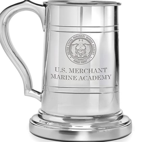 Merchant Marine Academy Pewter Stein - Image 2