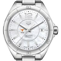 University of Texas Women's TAG Heuer Formula 1 with MOP Dial