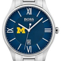 University of Michigan Men's BOSS Classic with Bracelet from M.LaHart