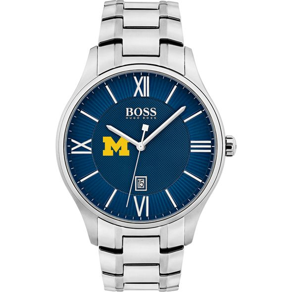 University of Michigan Men's BOSS Classic with Bracelet from M.LaHart - Image 2