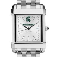 Michigan State Men's Collegiate Watch w/ Bracelet