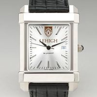 Lehigh Men's Collegiate Watch with Leather Strap