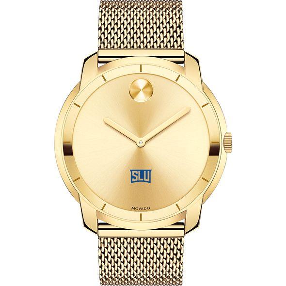 Saint Louis University Men's Movado Gold Bold 44 - Image 2