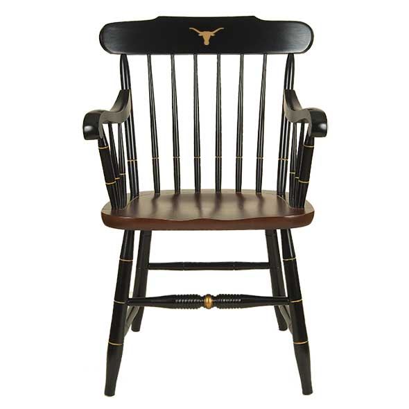 University of Texas Captain's Chair by Hitchcock