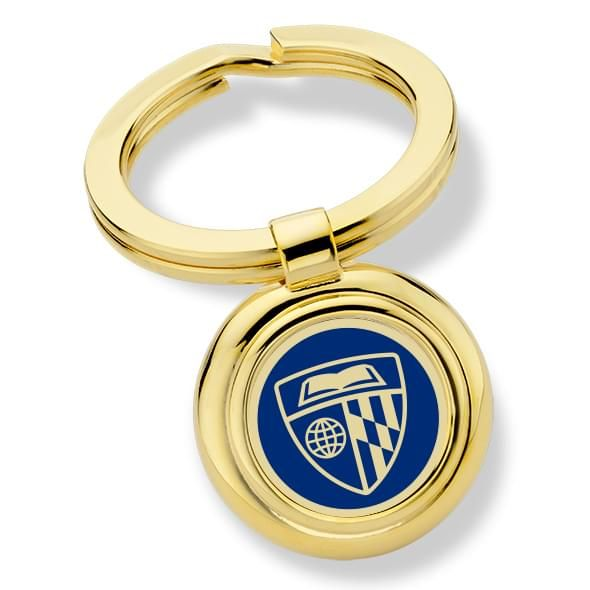 Johns Hopkins University Key Ring
