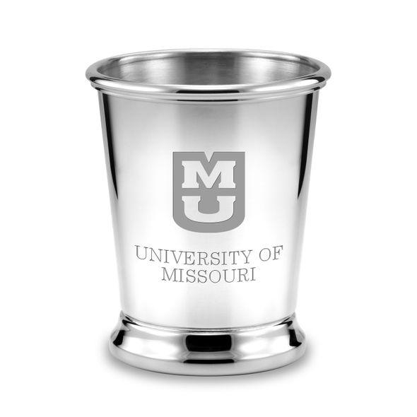 University of Missouri Pewter Julep Cup