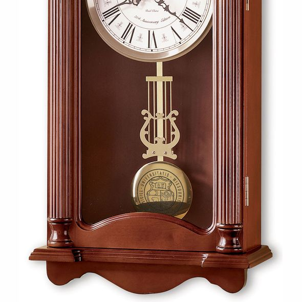 University of Missouri Howard Miller Wall Clock - Image 2