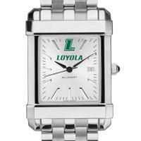 Loyola Men's Collegiate Watch w/ Bracelet