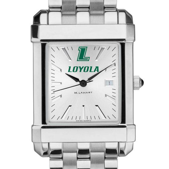 Loyola Men's Collegiate Watch w/ Bracelet - Image 1