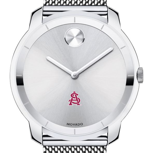 Arizona State Men's Movado Stainless Bold 44 - Image 1