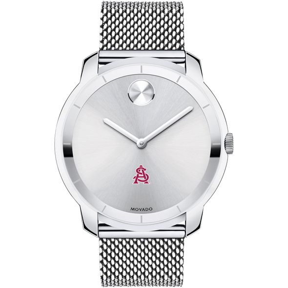 Arizona State Men's Movado Stainless Bold 44 - Image 2