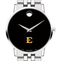 East Tennessee State University Men's Movado Museum with Bracelet