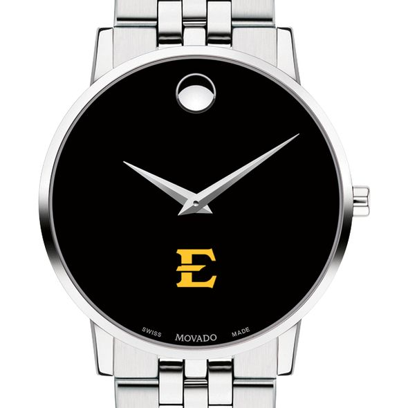 East Tennessee State University Men's Movado Museum with Bracelet - Image 1