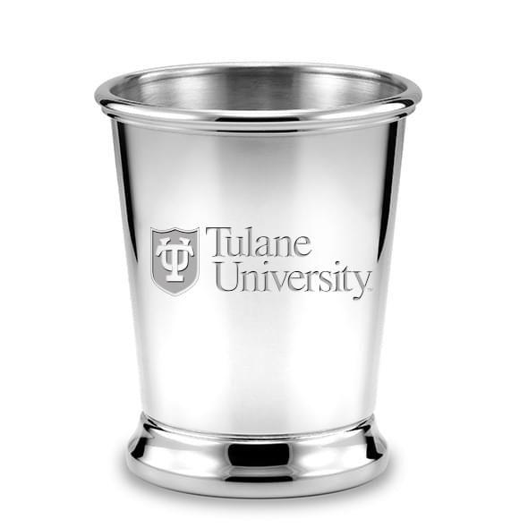 Tulane Pewter Julep Cup