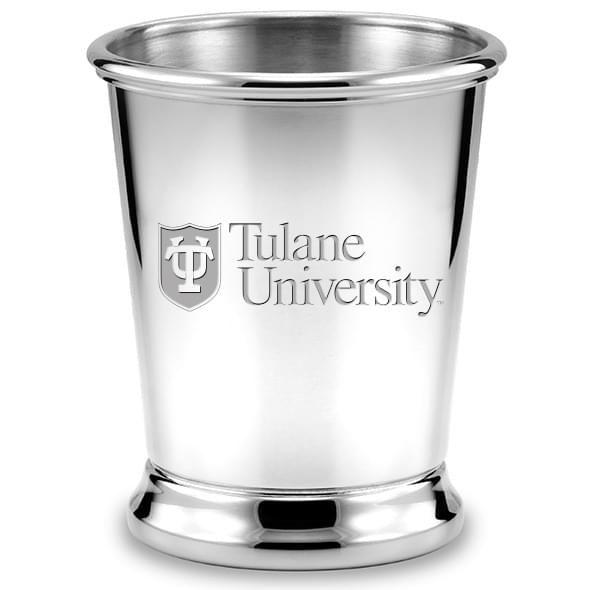Tulane Pewter Julep Cup - Image 2