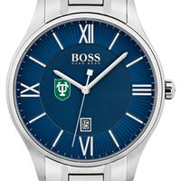 Tulane University Men's BOSS Classic with Bracelet from M.LaHart