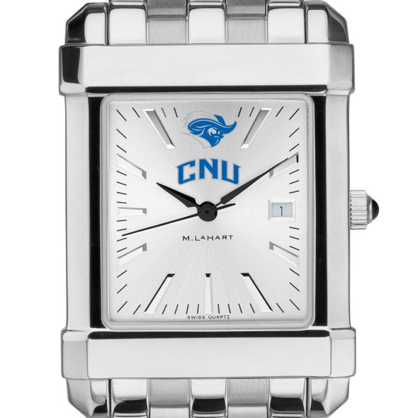 Christopher Newport University Men's Collegiate Watch w/ Bracelet