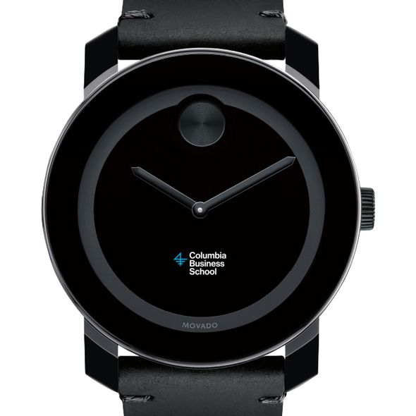 Columbia Business Men's Movado BOLD with Leather Strap
