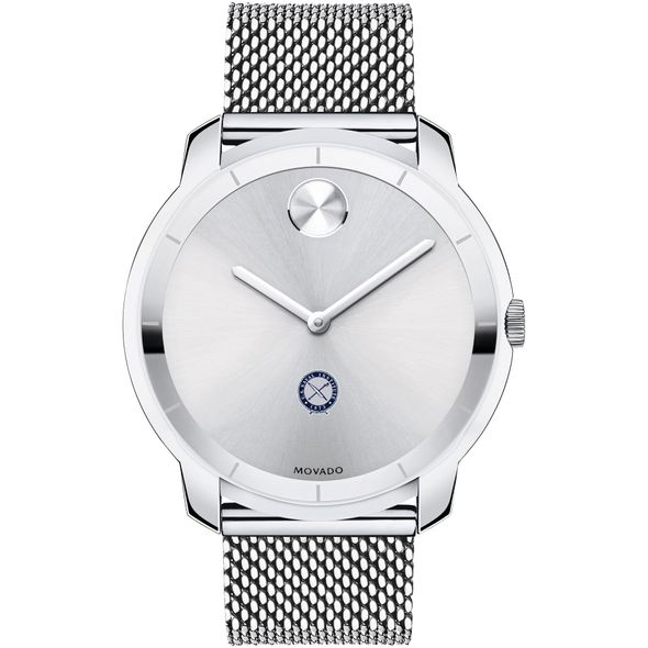US Naval Institute Men's Movado Stainless Bold 44 - Image 2