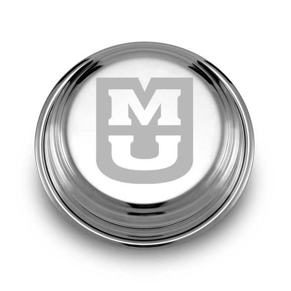 University of Missouri Pewter Paperweight